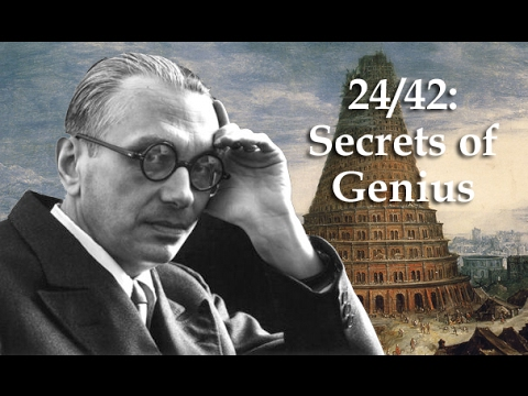 24/42: Secret History - Kurt Gödel and the Secrets of Genius (and Abstraction)
