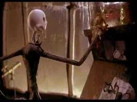 The Nightmare Before Christmas - Che succede Jek