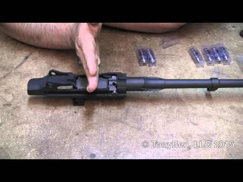 Building an M14/M1A, Part 1: Receiver Inspection and Parts Fit