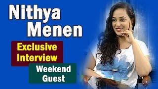 Exclusive Interview with Nithya Menen | Weekend Guest | NTV