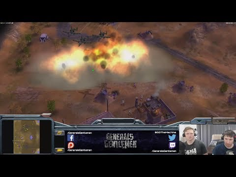 [Zero Hour] Firestorm(Laser) vs Size(Stealth)
