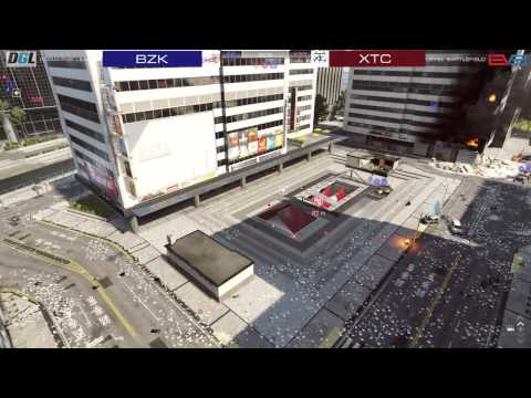 DGL2014 BF4 Shoutcast: BzK vs xTc Part 1