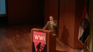 """From Wars Toward the Great War: The Ottomans and the Vortex of WWI,"" Dr. Michael Reynolds"