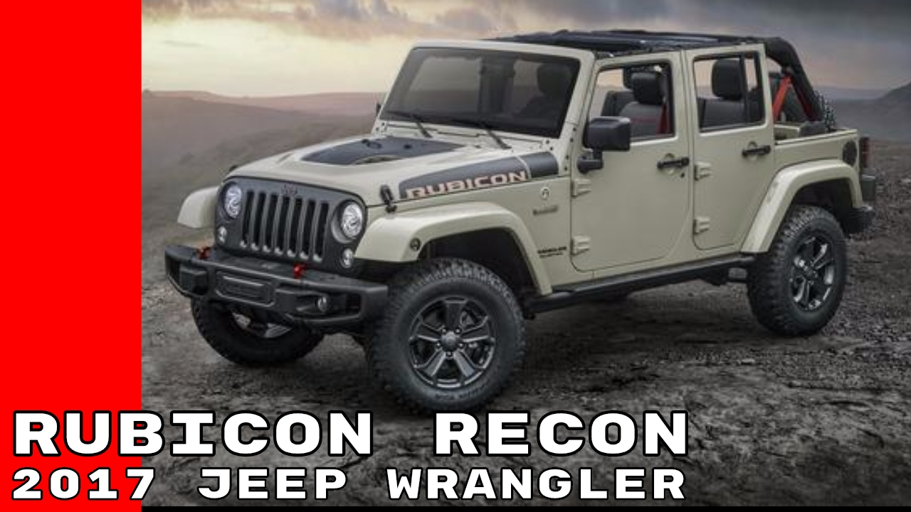 2018 jeep rubicon recon. interesting rubicon 2017 jeep wrangler rubicon recon edition intended 2018 jeep rubicon recon
