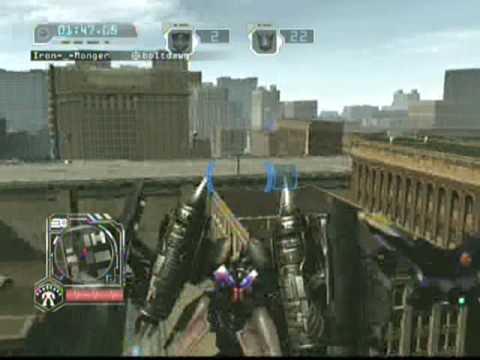 TF:RoTF PS3 Online Powered-Up Optimus