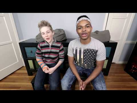 Thumbnail: FUNNIEST KID TEST ANSWERS PART 8 ft. Casey Simpson