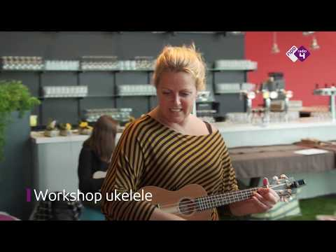 Workshop ukelele | Hart & Ziel Festival 2017