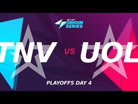 WR:OS June Cup Finals Day 4 TNV vs UOL - Group B Grand Finals