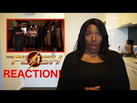 """The Flash Season 4 Episode 3 """"Luck Be A Lady"""" REACTION!!"""