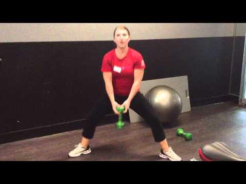Sarah Smart, Workout 1
