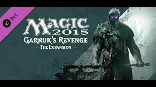 Magic 2015 Garruk
