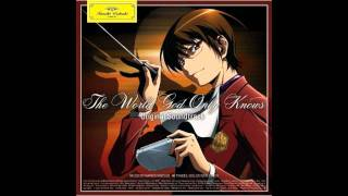 The World God Only Knows OST: 04 - Waga Na wa Otoshi Kami