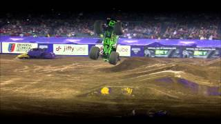 Monster Jam On FOX Sports 1 - May 18, 2014 - Anaheim, CA