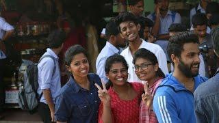 ഇങ്ങനെയും ഫ്ലാഷ് മൊബ് ഉണ്ടോ    Marian College Kuttikkanam Flash Mob   Malayalam Short Film 2017