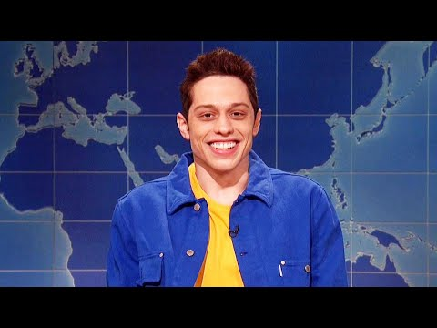 Pete Davidson in Trouble with Catholic Diocese Over SNL Joke