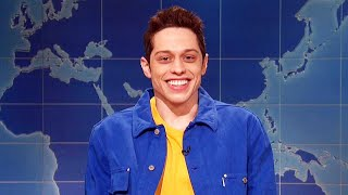 Pete Davidson in Trouble with Catholic Diocese Over SNL Joke thumbnail