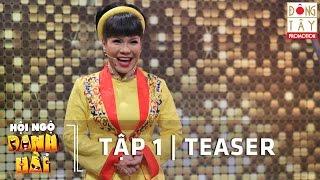hoi ngo danh hai 2016  tap 1  teaser  hoa hau hoan von