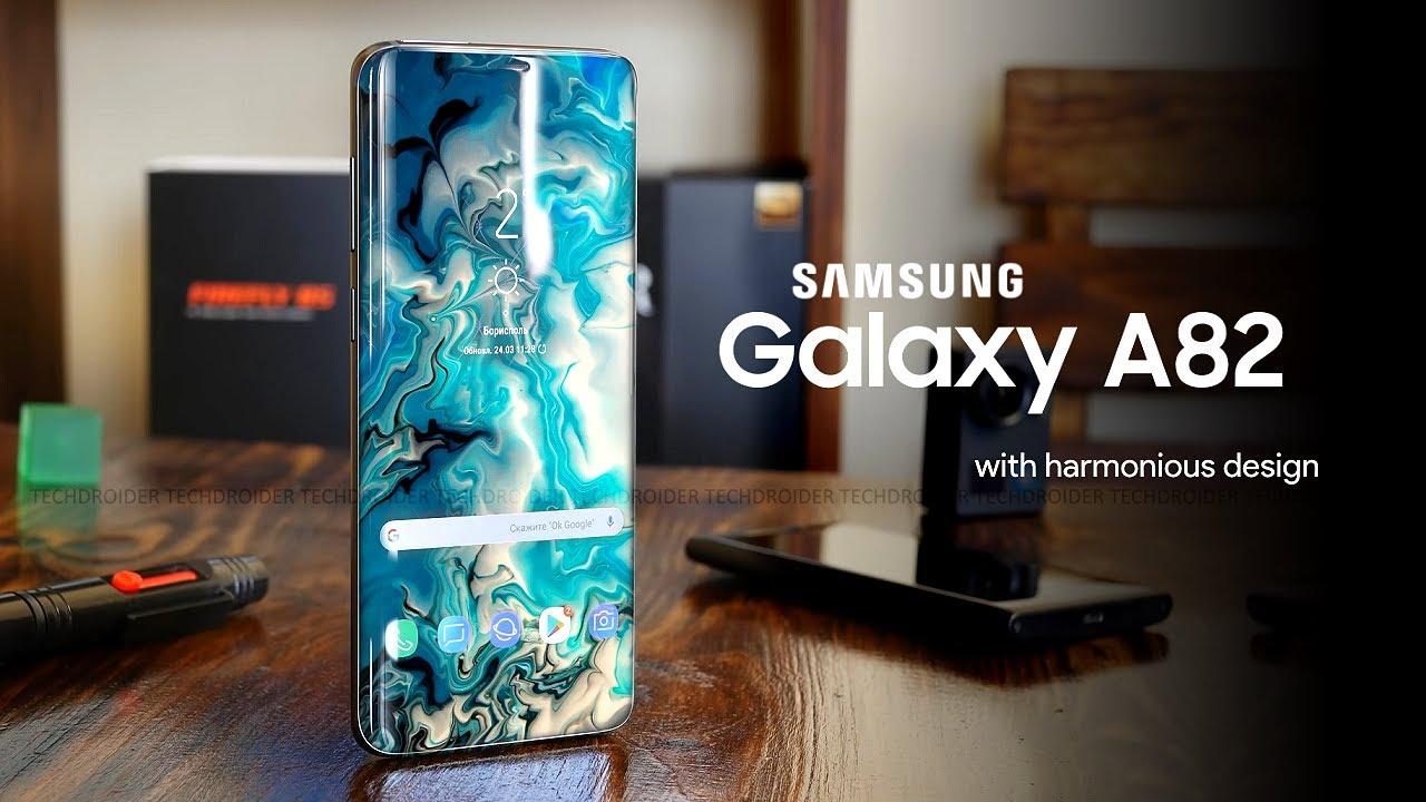 Samsung Galaxy A82 - OMG! - YouTube