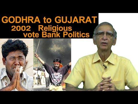 Godhra se Gujrat | 2002 Riots | Political Agenda | Break of Hindu-Muslim Unity | by Dr Ram Puniyani