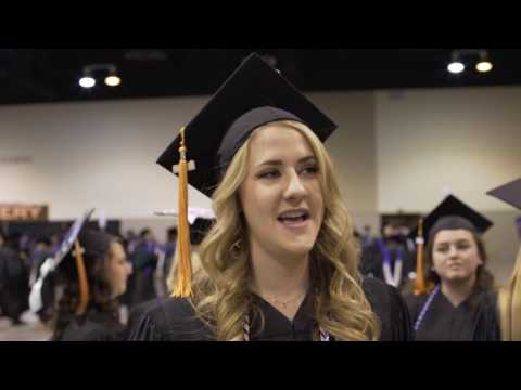 Creighton University Commencement 2017