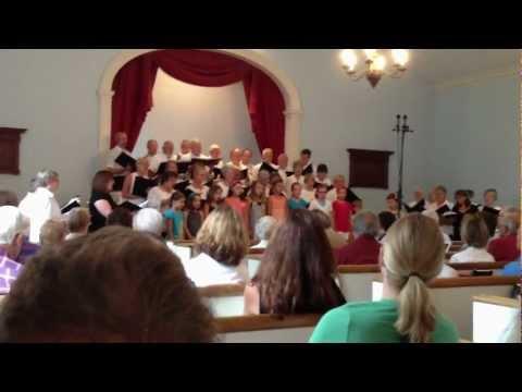 Music Sunday - Shalom.MOV