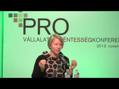 PRO - Corporate Volunteering Conference 2013- Part 2.