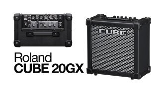 GUITAR PLAYER Tests Roland's New Cube-20GX