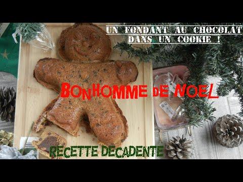 bonhomme-de-noël-en-cookie-et-fondant-au-chocolat