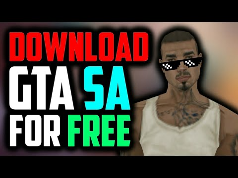 (200mb)How to Download Gta Sa Mobile on Android or Free