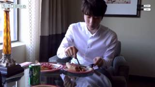 [Thaisub] 150830 EatJin : Chicago Pizza