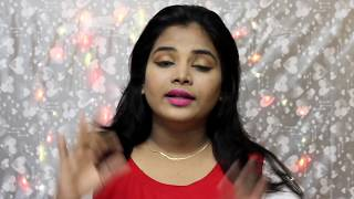 Hairstyling tips and tricks for Round face | Hairstyles in 2 mins | Pouf | Keerthi shrathah | KS