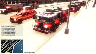 EmergeNYC FDNY Gameplay | Firefighters Responding To Fires & Emergency Calls Live