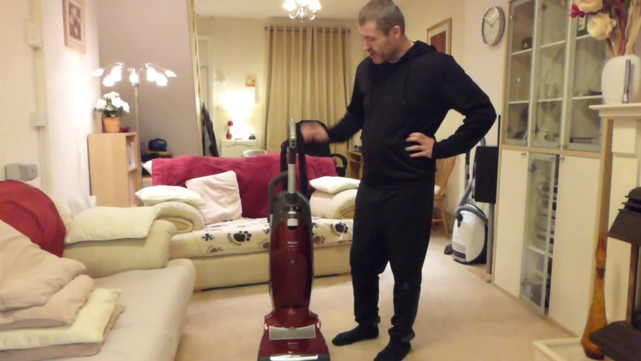 Technical: Miele S7, U1, Vacuum Cleaner, How to do maintenance ... on miele upright, kirby g5 vacuum, miele twist s7210 review,