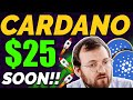 CARDANO IS HINTING AT $10 - Why $1,000 In ADA Could Change Your Live & 2021 Price Prediction!