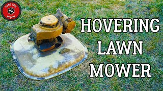Hovering Lawn Mower [Restoration]