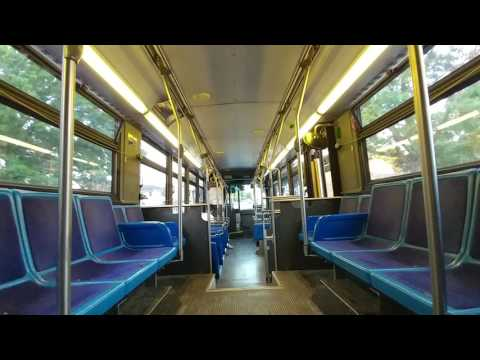 MTA NYCT Bus: On board 2009 Orion VII # 4004 on the S57 to New Dorp