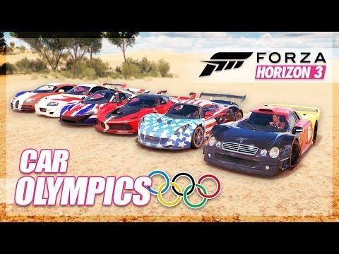 Forza Horizon 3 - Best Car From Each Country! (Forza Olympics)