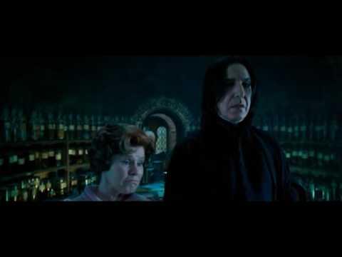 Harry Potter (Umbridge pisses off Snape)