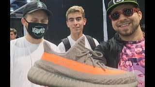 buying fake yeezys