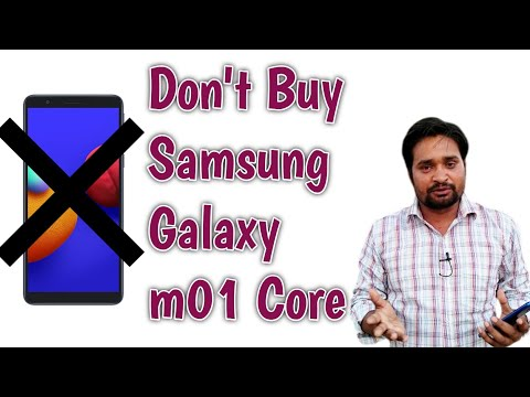 Should you buy Samsung galaxy m01 core  ? Honest review | Samsung Galaxy m01 core vs lava Z61 pro