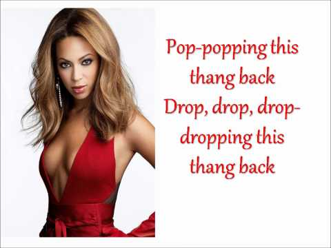 Beyonce - Dance for you (With Lyrics )