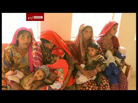 Increasing number of infants deaths in Thar