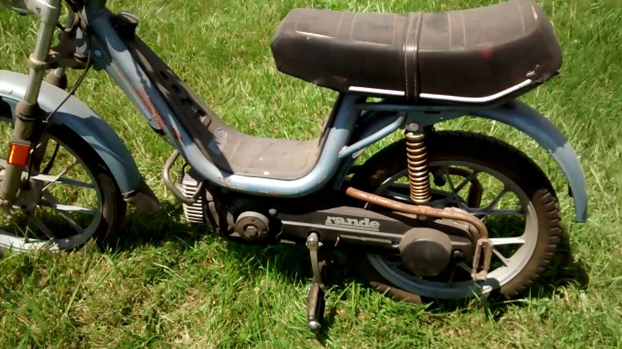 1979 vespa grande mopedpiaggo - youtube