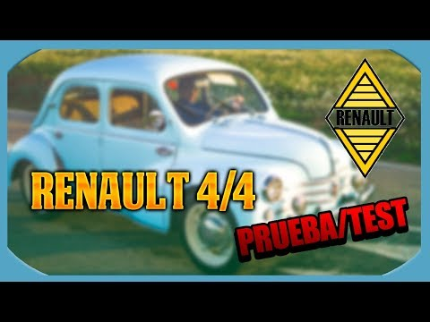 Renault 4/4 [PRUEBA/TEST EN ESPAÑOL] | ÉPOCA MOTOR