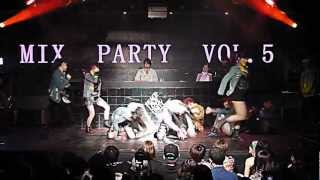 2013 MIX party - All Star girl style Jr.