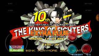 Download The king of fighters 10th Anniversary Extra plus 2002 bootleg on android play mame4droid