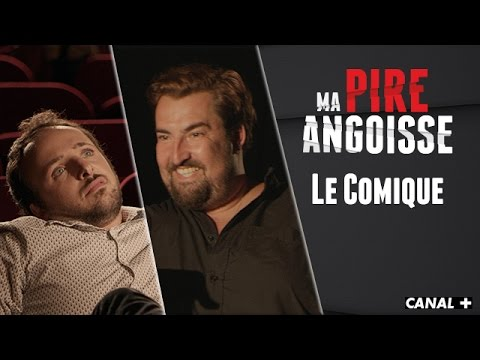 Le Comique - MA PIRE ANGOISSE poster