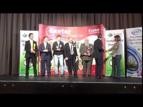 Exeter | General Election Declaration | Sky News