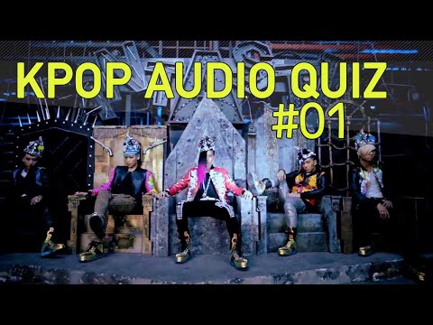 KPop Quiz - Can You Name The 30 KPop Songs? #01