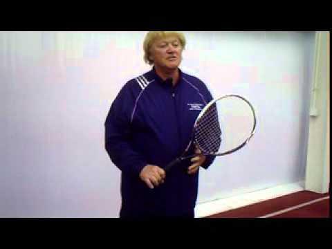 Pittsburgh Tennis Instructor Bucky Phillips